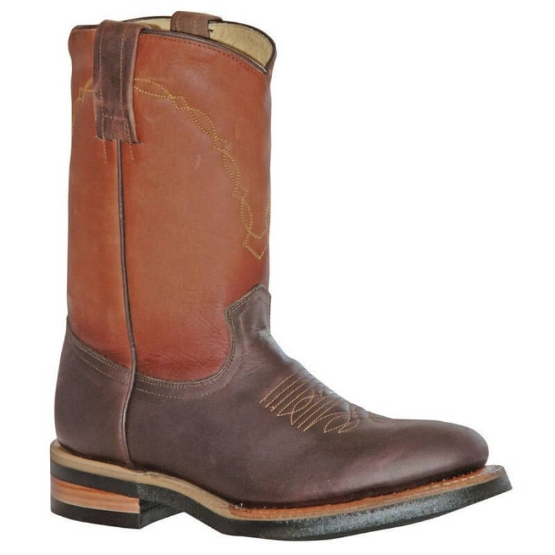 Image of Billy Boots Stivali Western in pelle mod. GOLDEN YOUNG 9862