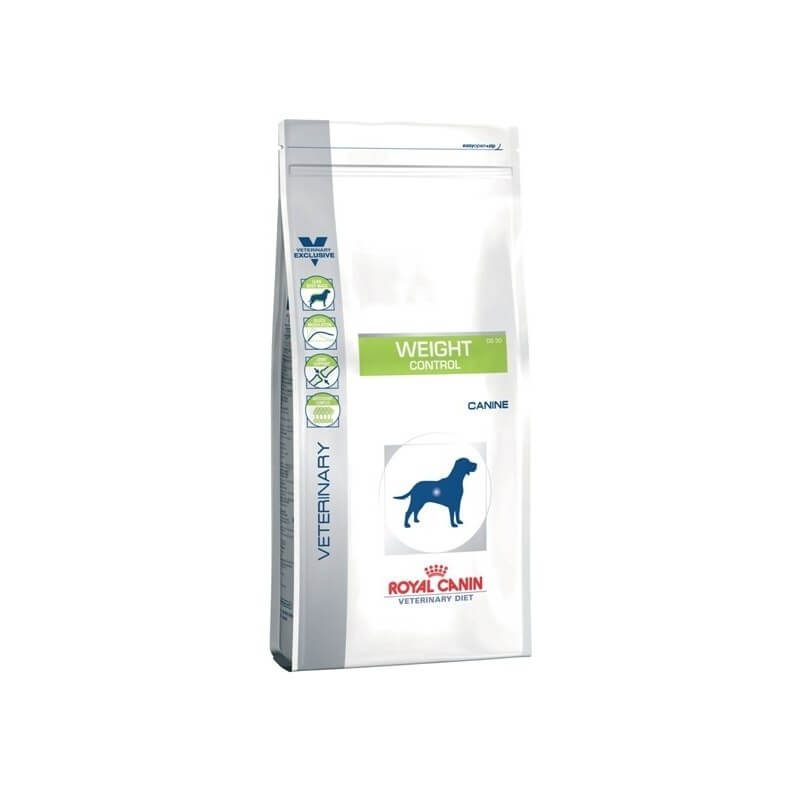 Royal Canin Weight Control Diabetic secco cane