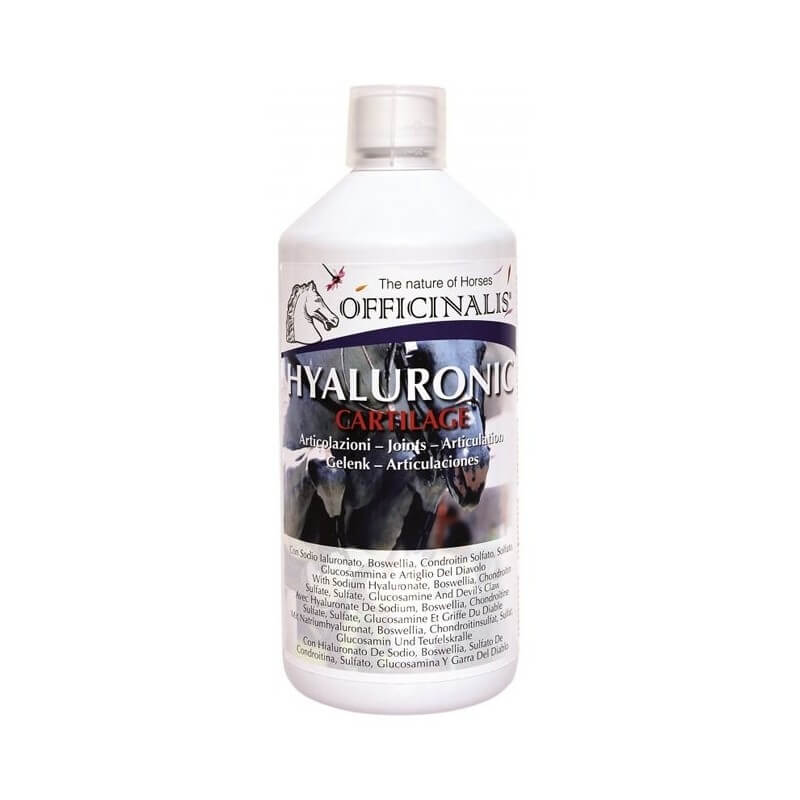 Officinalis Hyaluronic Cartilage 1Kg integratore per cavalli