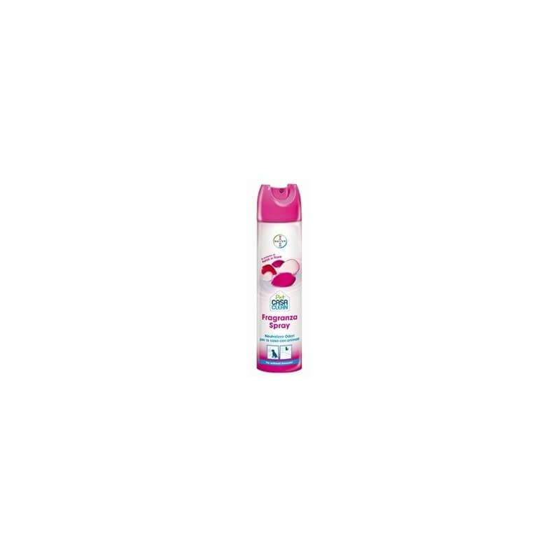 Pet Casa Clean Fragranza 300 ml