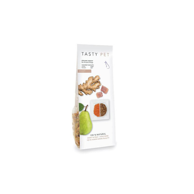 Tasty Pet Biscotto Gourmet 11 Energy Pear 100g